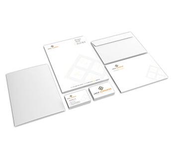 Drukken & ontwerp huisstijl JS