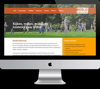 Webdesign Beeld & Beleving