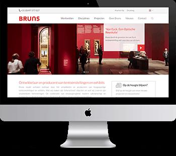 Webdesign Bruns