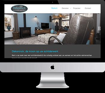 Webdesign Dekoninck