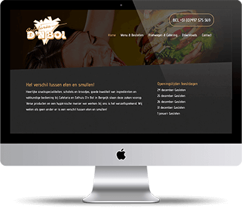 Webdesign Dn Bol