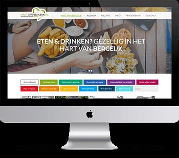 Webdesign Hart van Bergeijk