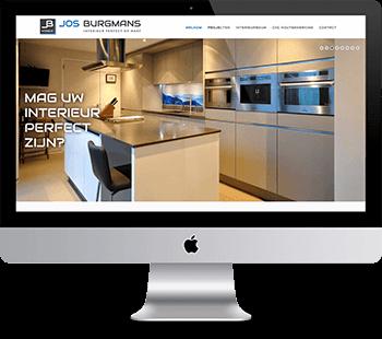 Webdesign Jos Burgmans