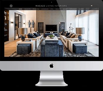 Webdesign Macazz