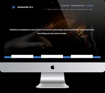 Webdesign Markhorst