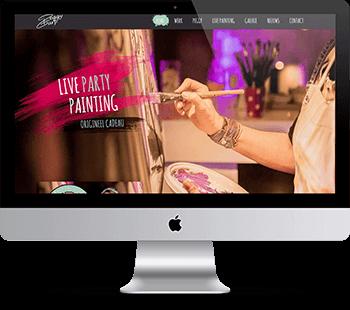 Webdesign Peggy van Gurp