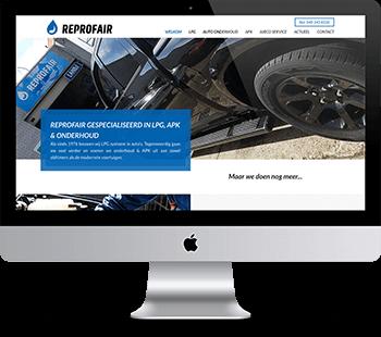 Webdesign Reprofair