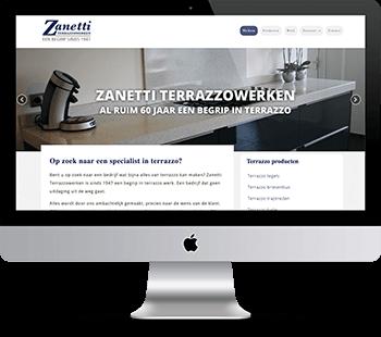 Webdesign Zanetti